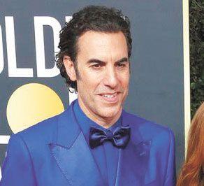 Trump enojado con Sacha Barón Cohen por su película