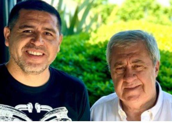 La inesperada propuesta de Jorge Ameal para que Riquelme vuelva a jugar