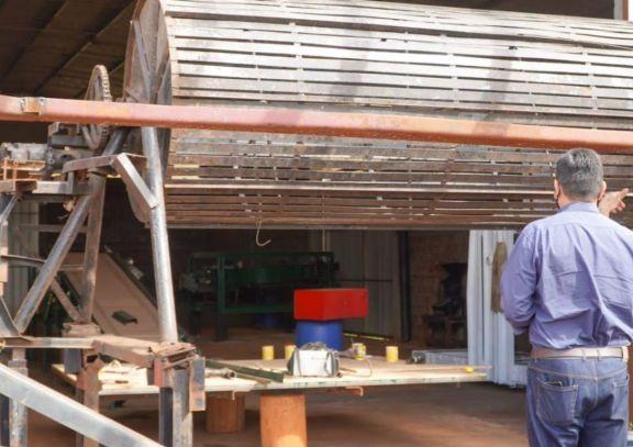 Fábrica de harina de mandioca de San Vicente ampliará producción industrializada