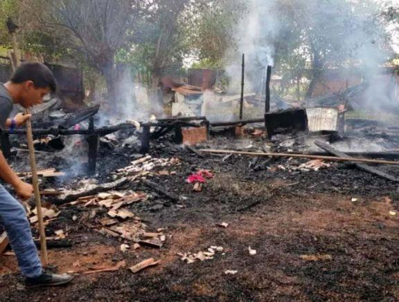 Proyectan programa de asistencia a víctimas de incendios domiciliarios