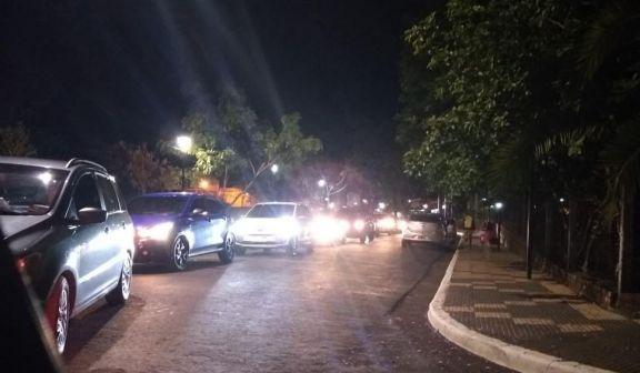 El intendente de Puerto Esperanza se refirió a la caravana contra la inseguridad