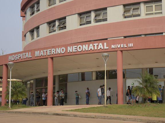 Posadas: paciente con Covid-19 dio a luz en el hospital Materno Neonatal