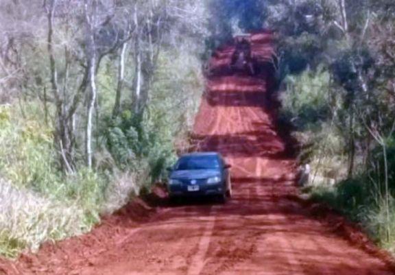 Campo Ramón declaró la emergencia hídrica