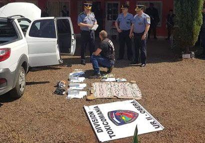 Asuntos Internos avanza en la pesquisa por el robo de cocaína