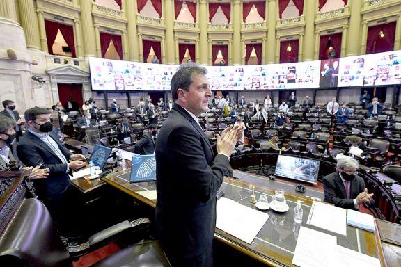 Avanzaban en el Congreso la  zona franca y nuevas obras en  Misiones por $10.000 millones