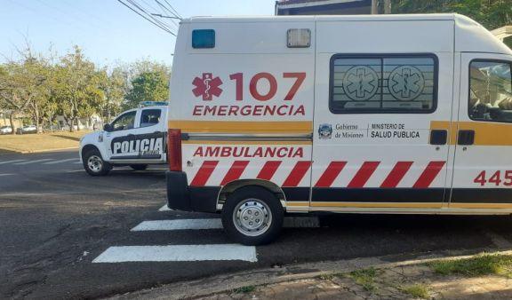 Urgencia.
