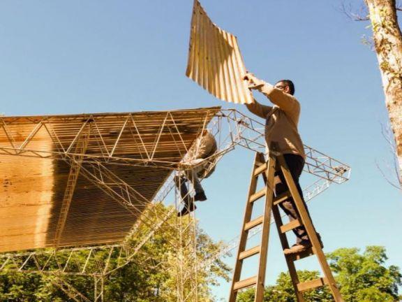 Avanzan arreglos en espacios comunitarios de Montecarlo