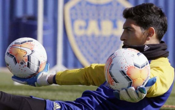 Alarma en Boca: se lesionó Andrada