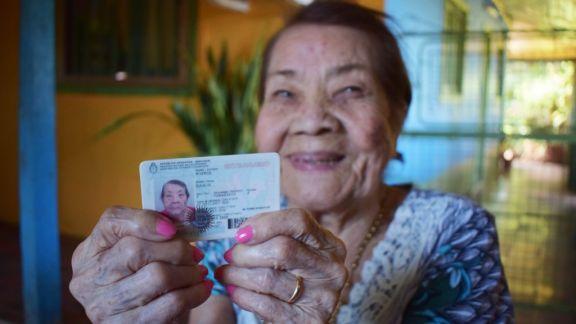 La felicidad, comer bien y bailar, los secretos de Eulalia para llegar al centenario