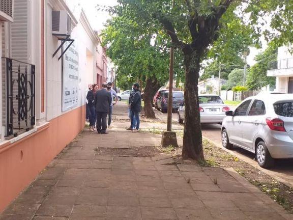 La querella pidió condena e inmediata prisión para el ex juez de Ituzaingó acusado de abuso sexual
