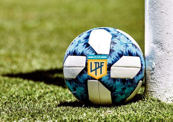 Con dos partidos, vuelve el fútbol oficial de la AFA