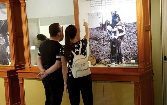 El Museo Cambas, en busca de los mejores murales