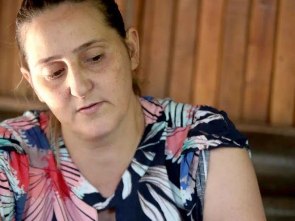 Denunció por violencia a su ex y luego de eso la desalojaron de su chacra con sus hijos