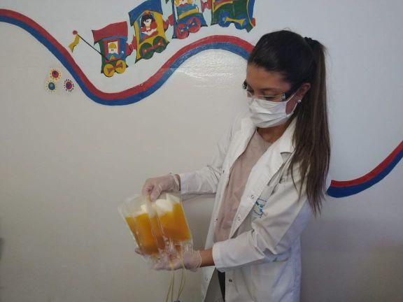 En marcha el operativo de donación de plasma en Puerto Iguazú