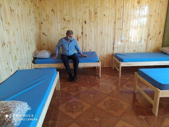 Wanda: Todos los pacientes positivos cumplirán aislamiento obligatorio en el polideportivo