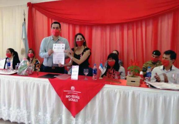 Se creó la Dirección Municipal de la Mujer y la Familia en Bernardo de Irigoyen