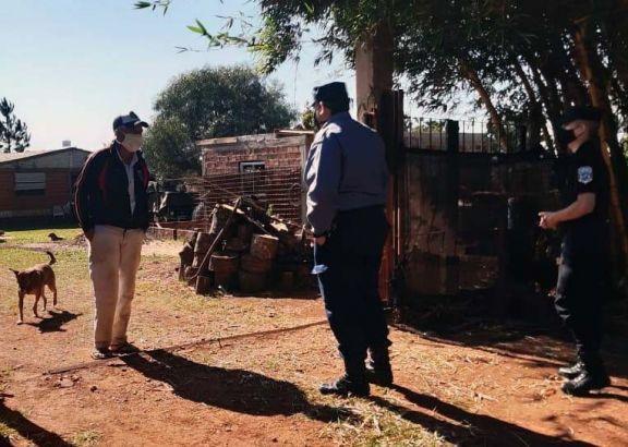 Intensos rastrillajes en Garupá en busca de Valeria Cano