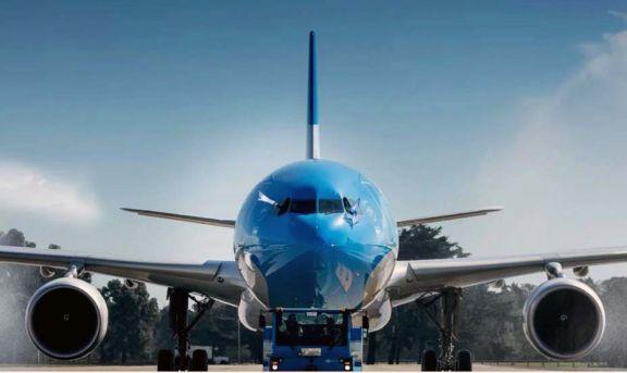 Aerolíneas programó más de 650 vuelos de cabotaje e internacionales para noviembre