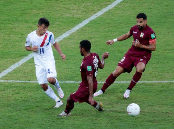 Andrés Cubas, convocado a la selección de Paraguay