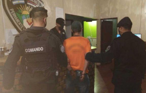 Dos detenidos por golpear y amenazar a sus ex parejas