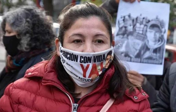 Pedro Luro salió a las calles para pedir justicia por Facundo