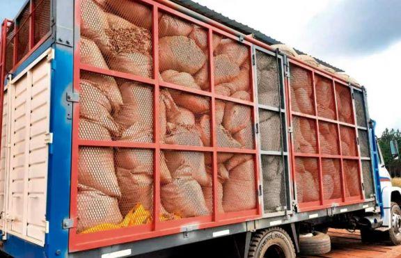 El Inym detectó e inutilizó otros 60.000 kilos de palitos de yerba