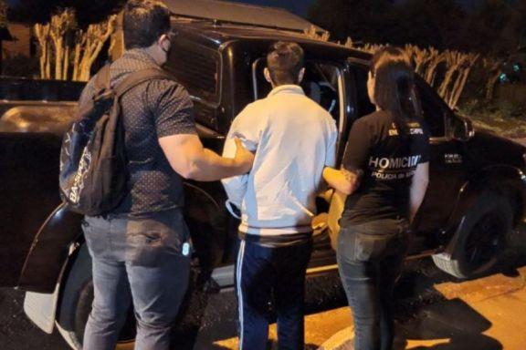 Campo Viera: detienen al principal sospechoso del asesinato de Aparicio Duarte