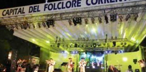 Este año el Festival del Folclore Correntino será virtual