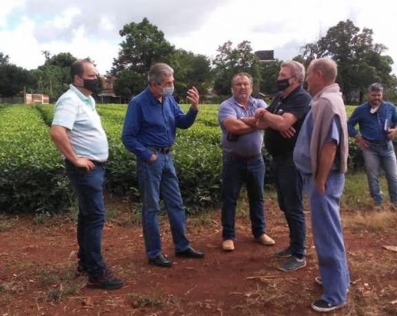 Campo Ramón: avanzan gestiones para conexión de agua potable en el kilómetro 11