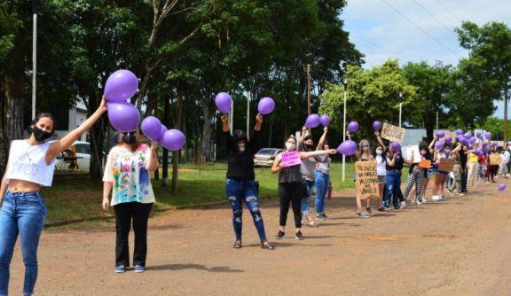 Puerto Rico se manifiesta pidiendo justicia por el caso de violación en Jardín América