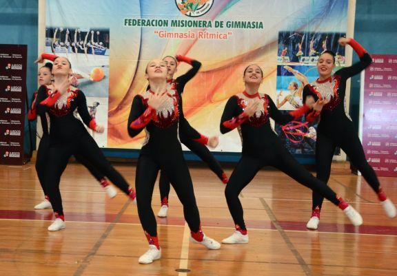 """Juegos Deportivos Misioneros: exitosa gala virtual """"Gimnasia para todos"""""""