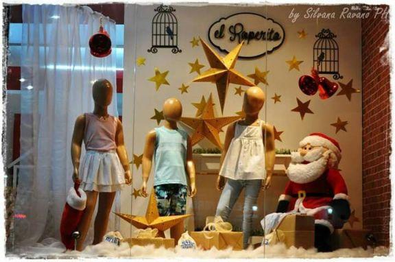 Vidrieras navideñas