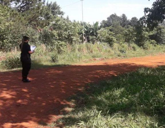 Investigan circunstancias en las que un hombre fue herido con arma de fuego