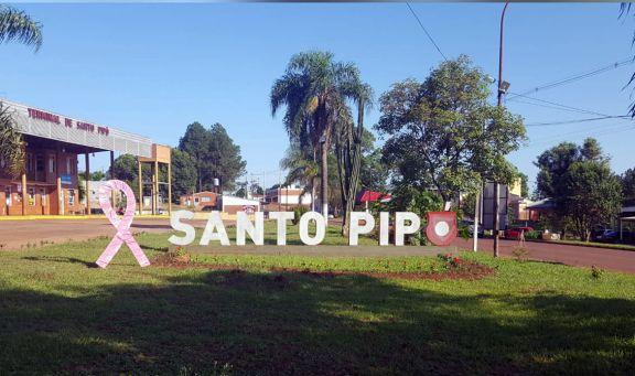 Santo Pipó: suspenden reuniones familiares y sociales hasta el 10 de noviembre