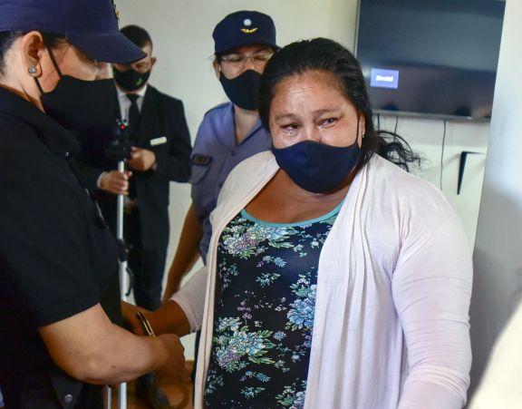 El juez Jiménez hizo lugar al habeas corpus y ordenó liberar a María Ovando