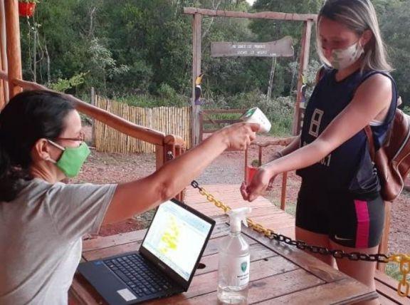 San Pedro: solicitan flexibilización en los horarios  para actividades deportivas
