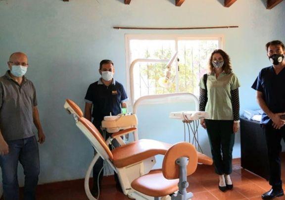 Por primera vez, los habitantes de Pozo Azul, contarán con servicio odontológico
