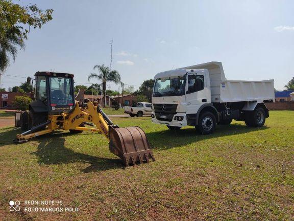 Comunas equipan parques viales para atender a los pequeños productores