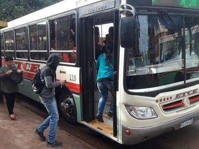Se reactiva el transporte interurbano entre Puerto Libertad, Wanda y Esperanza