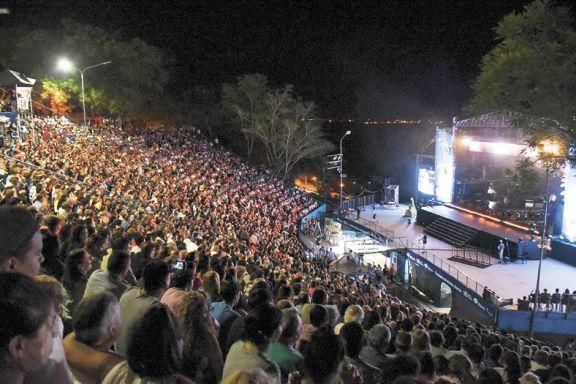 Festival del Litoral, sin público, con 3 noches y por TV y streaming