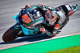 Moto GP: comienzan a rodar en el Gran Premio de Europa