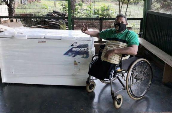 Terciados Paraíso: vecinos avanzan en la creación del Destacamento de Bomberos