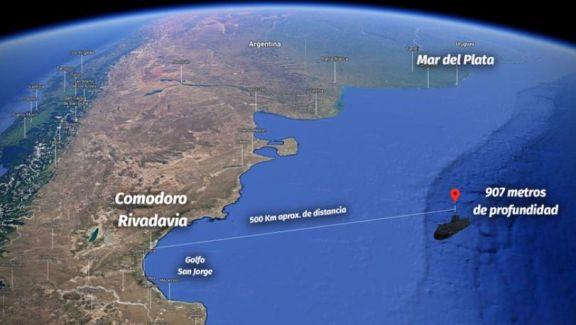 ARA San Juan: la Armada conocía su ubicación 20 días después de su desaparición