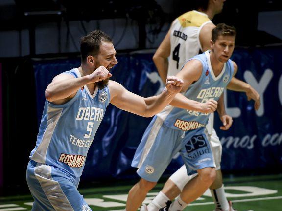 Liga Nacional: OTC ganó 79 a 71 ante Comunicaciones y abrochó el segundo triunfo consecutivo