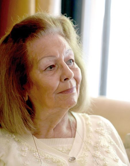 Homenaje a Beby por sus 55 años de trayectoria