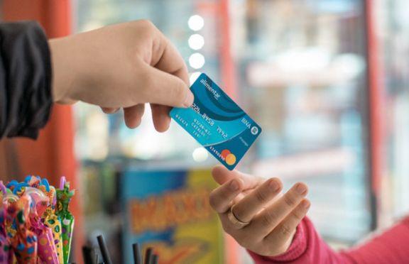 Cuándo se paga la tarjeta alimentar
