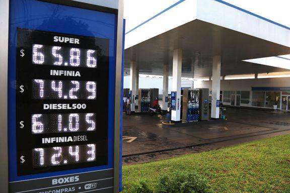 Venta de combustibles se recupera pero sin los niveles prepandemia