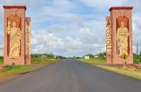 Apóstoles-Colonia Liebig: analizan extender el horario para el tránsito vecinal