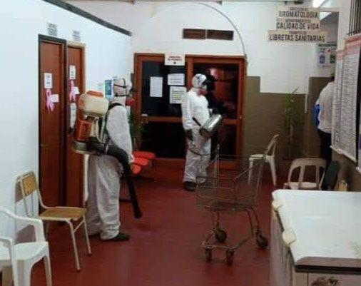 Cierran de forma preventiva la oficina de Bromatología de Iguazú