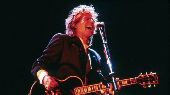 Keith Richards y ese debut solista que sabe mejor con el paso de los años